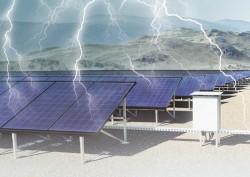 Chống sét cho hệ thống điện mặt trời và những vấn đề cần lưu ý