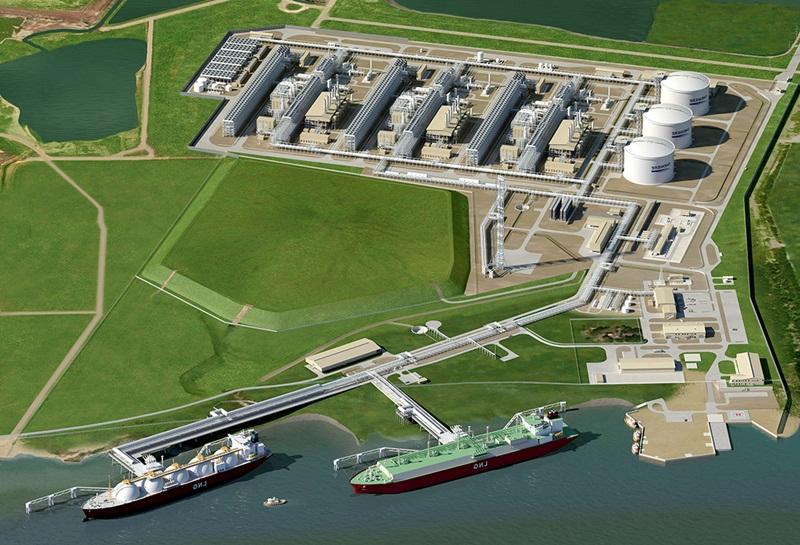 Chuyển động dự án tổ hợp nhà máy điện và cảng nhập LNG Hải Phòng