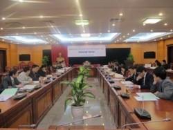 Phiên họp thứ hai Hội đồng An toàn hạt nhân Quốc gia
