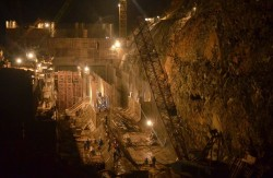 Thủy điện Trung Sơn hoàn thành mục tiêu chống lũ 2014