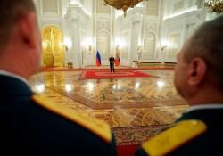 Khi ông chủ điện Kremlin