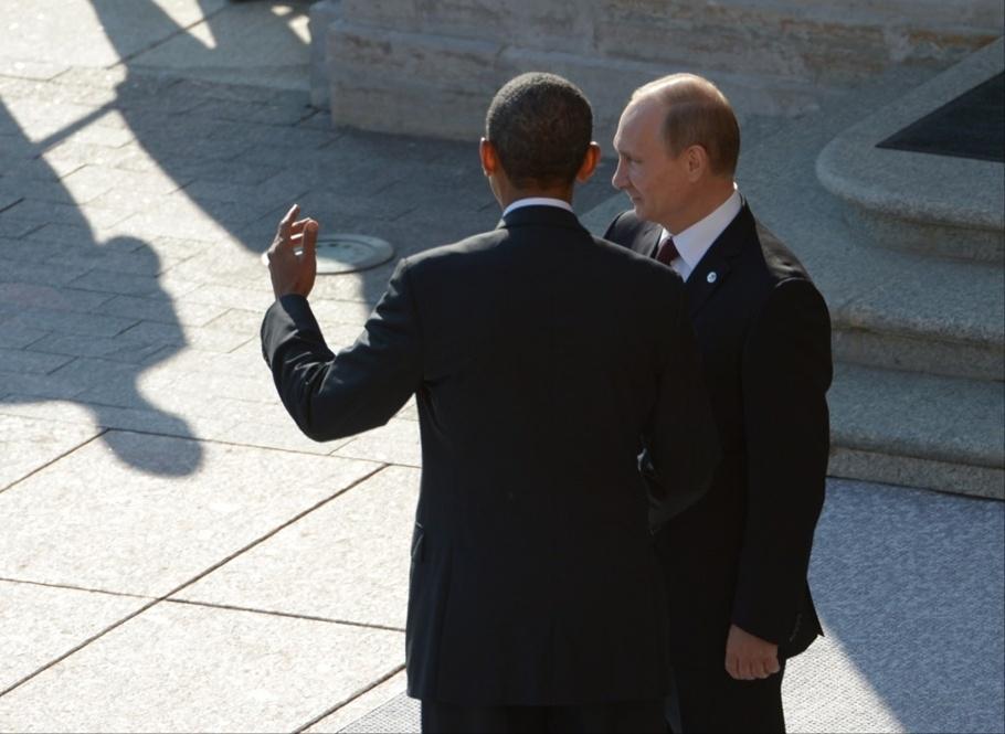 Cuộc chiến địa chính trị Nga - Mỹ trên chiến trường Ukraine
