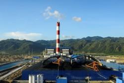 Nhiệt điện Vĩnh Tân 2 hoàn thành kế hoạch năm 2015