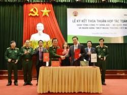 Vietcombank cung cấp gói tài chính toàn diện cho TCT Đông Bắc