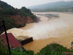 Thủy điện Hố Hô cũng chỉ là nạn nhân của lũ Hương Khê