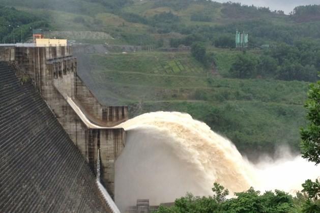 Thông tin vỡ đập Thủy điện Sông Tranh là thất thiệt