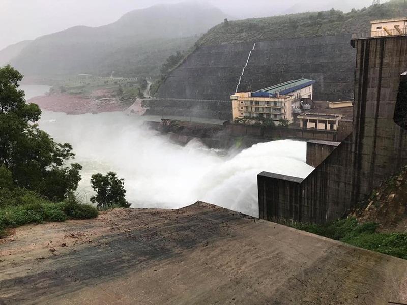 Quy trình vận hành liên hồ trên sông Cả và sông Hương