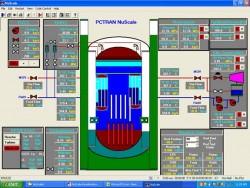 Việt Nam tiếp nhận hệ thống mô phỏng lò phản ứng VVER-1200