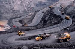 Tháng nước rút hoàn thành kế hoạch sản xuất than