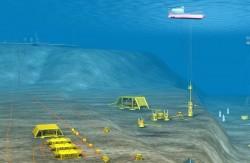 Trung Quốc bắt đầu thăm dò dầu khí trên biển Cuba