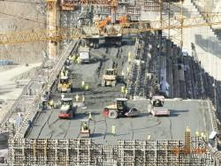 Chế độ của người lao động trên các công trình thuỷ điện
