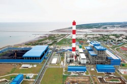Chuẩn bị ngăn lộ đấu nối Nhiệt điện Duyên Hải 3
