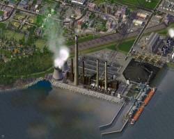Điện than thông minh hơn và sạch hơn