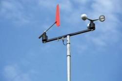 Chuẩn bị đo gió tại huyện Lệ Thủy, Quảng Ninh (Quảng Bình)