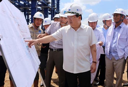 Sửa đổi Quy chế hoạt động của Ban chỉ đạo phát triển điện lực