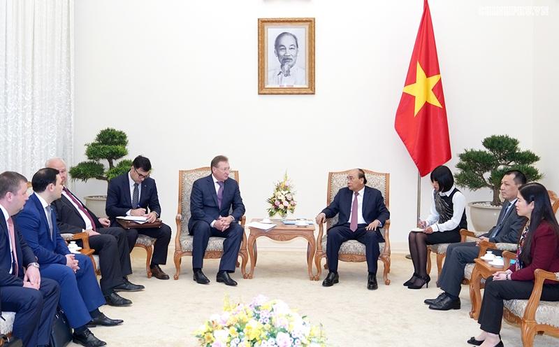 Liên doanh dầu khí Việt Nam tại Nga hoạt động 'rất hiệu quả'