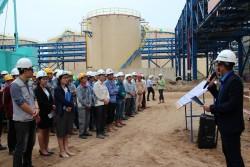 'Chưa xác định thời gian vận hành dự án Nhiệt điện Thái Bình 2'