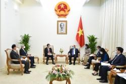 SCG báo cáo Thủ tướng về tiến độ đầu tư Tổ hợp Hóa dầu miền Nam