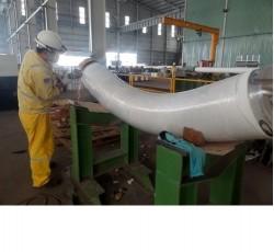 Phát huy hiệu quả dây chuyền bọc Bend và phụ kiện trong các dự án khai thác dầu khí