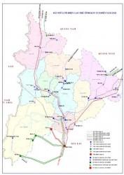Quy hoạch phát triển điện lực tỉnh Kon Tum giai đoạn 2011 - 2015, có xét đến 2020