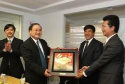 Phó Thủ tướng Hoàng Trung Hải: Tăng cường hợp tác với ngành Dầu khí Peru