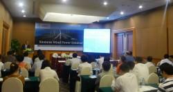 Mong muốn là đối tác của Việt Nam trong lĩnh vực phát triển phong điện
