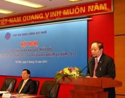 Hội nghị BCH khu vực miền Bắc, tổng kết năm 2011 và triển khai nhiệm vụ năm 2012