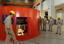 Nhà  máy  thuỷ  điện  Sơn La đã  phát  lên lưới  6,532 tỷ kWh điện