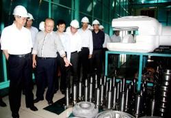 Xí nghiệp Cơ khí Quang Trung:  Mốc son của ngành cơ khí Việt Nam