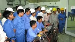 Tổ máy số 1 Nhà máy thủy điện A Lưới hòa lưới điện quốc gia