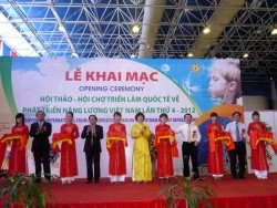 Khai mạc VE Expo 2012