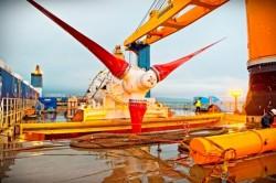 Scotland thử nghiệm thành công tua bin tạo điện từ thủy triều