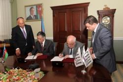 PVN ký kết hợp đồng dầu khí tại Azerbaijan
