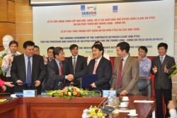 Ký hợp đồng phát triển mỏ Thăng Long - Đông Đô