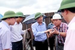Chủ tịch UBND tỉnh Quảng Ninh làm việc với Công ty Cổ phần Than Núi Béo - Vinacomin