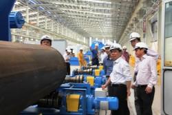 Sản phẩm thép PV PIPE nâng tầm quốc tế