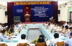 PC Quảng Trị hợp tác cung cấp điện cho tỉnh Savannakhet và Salavan của Lào