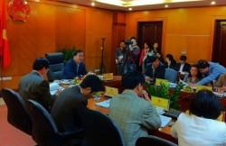 Chuỗi dự án khí thiên nhiên hóa lỏng đầu tiên sẽ được xây dựng tại Bình Thuận