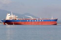 Bàn giao tàu chở dầu thô do Việt Nam sản xuất