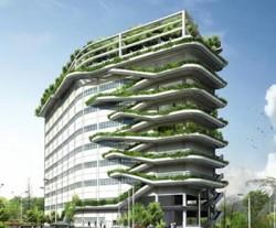 Công trình xanh - Tiết kiệm năng lượng và bảo vệ môi trường