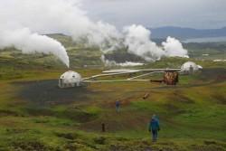 Quốc gia có tiềm năng địa nhiệt lớn thứ 2 thế giới