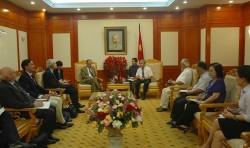 Việt Nam và Pháp tăng cường hợp tác về điện hạt nhân