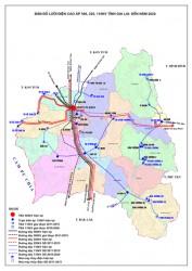 Quy hoạch phát triển điện lực tỉnh Gia Lai giai đoạn 2011 - 2015, có xét đến 2020