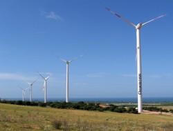Hỗ trợ giá đối với dự án điện gió nối lưới