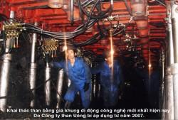 Cần nhân rộng mô hình xử lý nước thải tại các mỏ khai thác lộ thiên