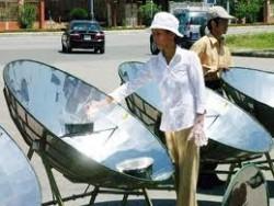 Nghiên cứu, triển khai ứng dụng thiết bị năng lượng mặt trời tại vùng nông thôn, miền núi