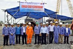 Khởi động dự án Chân đế Thăng Long - Đông Đô