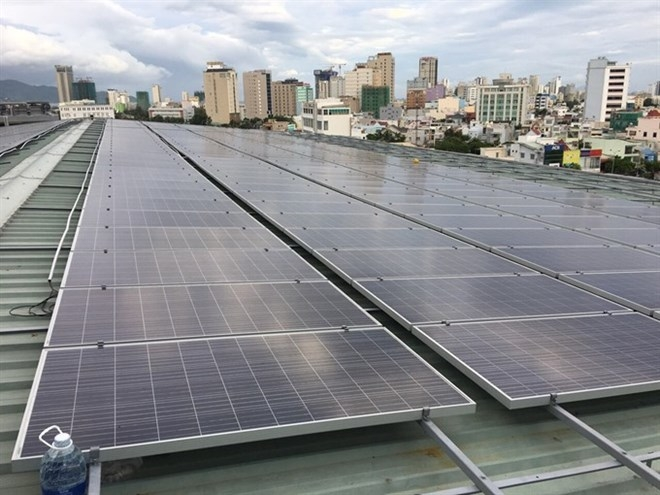 Da Nang - EU begin solar power project