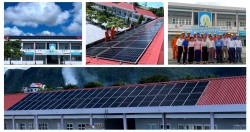 LONGi donates solar modules for rooftop solar project at Vo Thi Sau High School in Vietnam