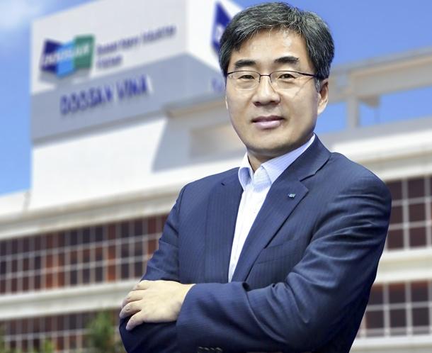 Doosan Vina có tân phó tổng giám đốc